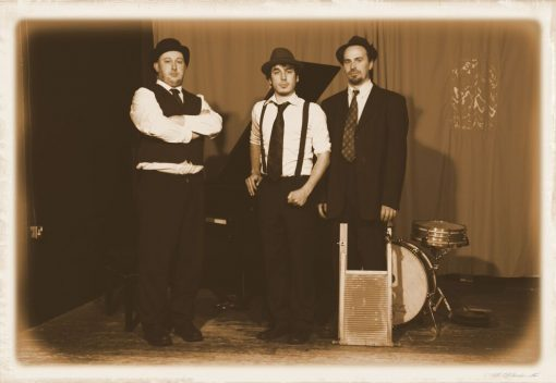 1920s Speakeasy Jazz