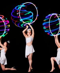 hula hoop to hire