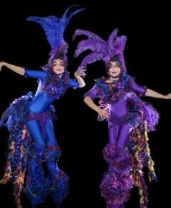 stilt walkers to hire