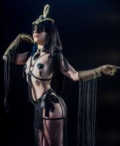 Burlesque artist portugal