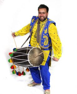 dhol drummers for hire