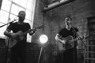 acoustic duo to hire