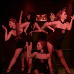 cabaret and burlesque show