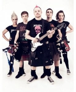 Scottish Rockers