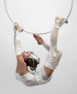 aerialist Jo