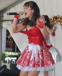 children's entertainer Bethany