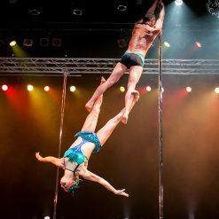 9 of 11 Aerial and Acrobat Duo Australia
