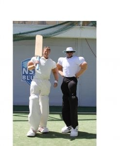 Giant Cricketers
