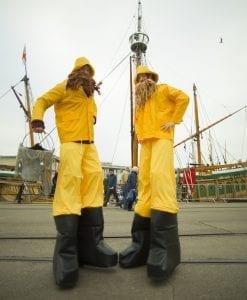 The Trawler Fisherman