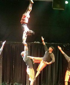 Nairobi Acrobats