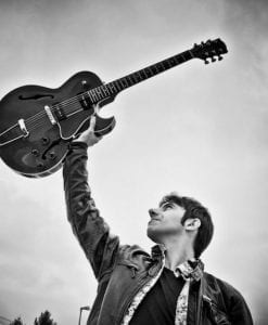 Guitarist Dario