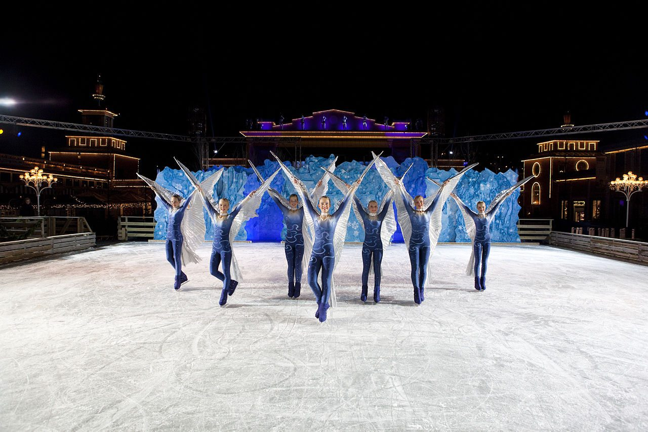 ICE SHOW FOR HIRE