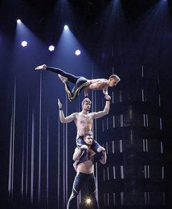 Acrobatic Trio