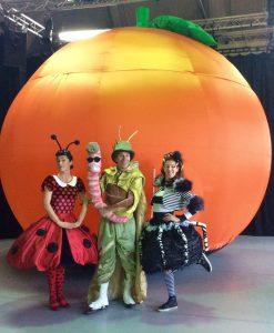 The Giant Peach