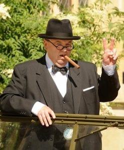 Churchill Lookalike