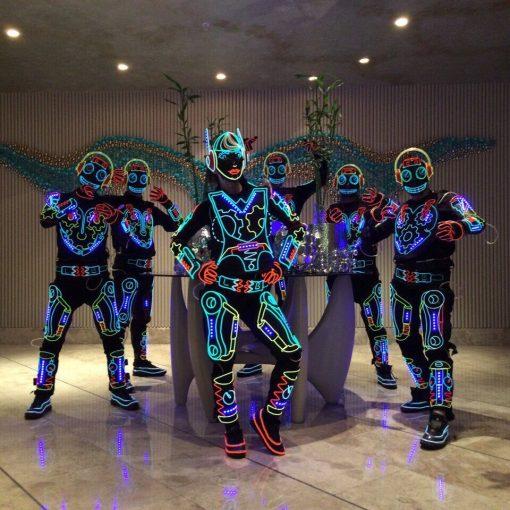 Light dancers