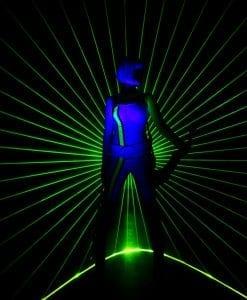 Laser Violinist