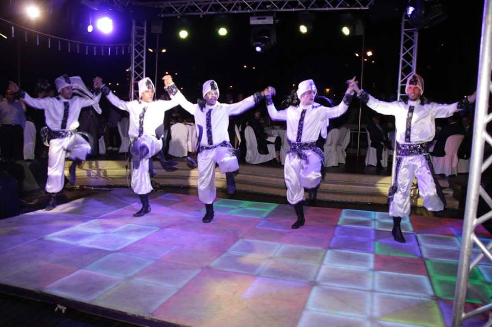 Dabke Dance Hire Arabic Entertainment Traditional