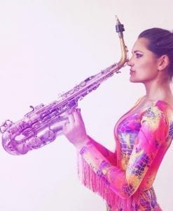 International Saxophonist