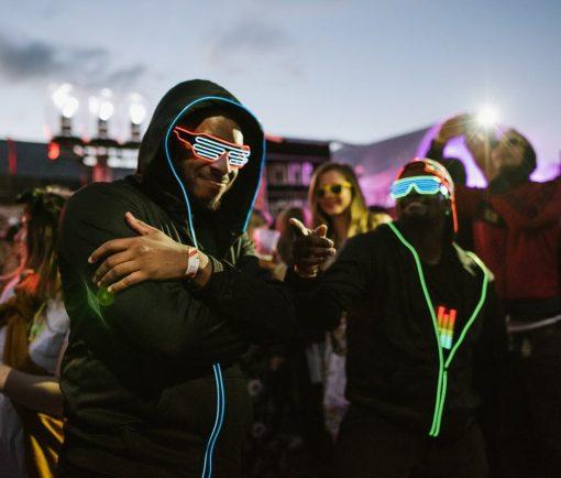 LED Flash Mob