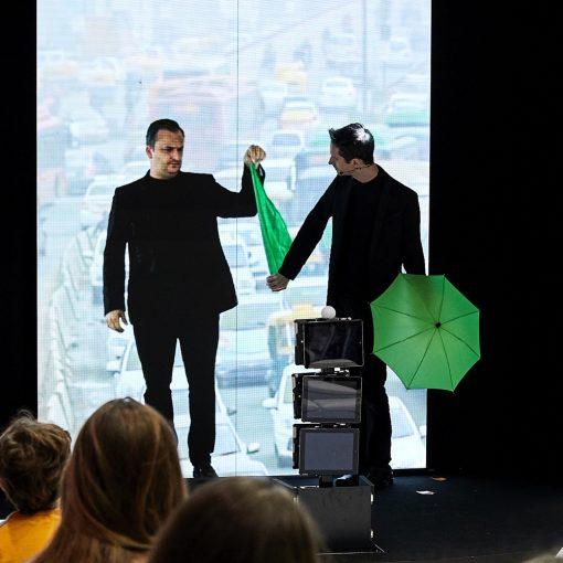 Trade Show Magicians USA