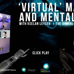 virtual magic show hire for virtual events