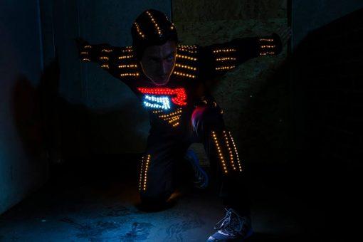 LED PARKOUR