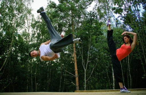 Parkour Performers