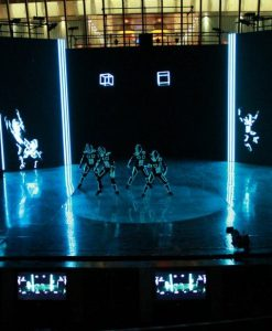 multimedia Dancers