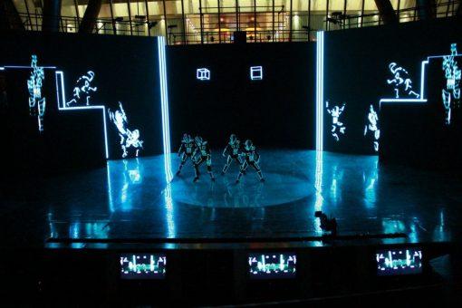 multimedia Dancers