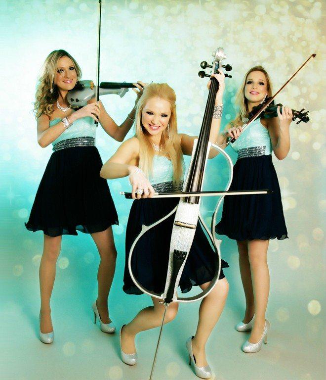 Electric String Trio