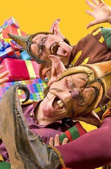 Festive Elves
