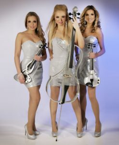 Electric String Trio