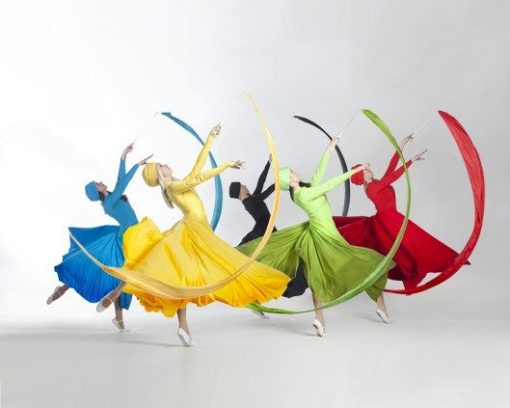 Ribbon Dancers