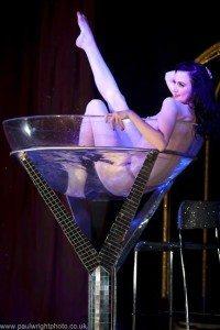 The Martini Glass