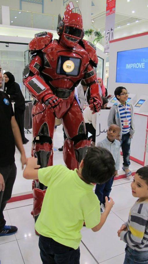 Dubai Robot
