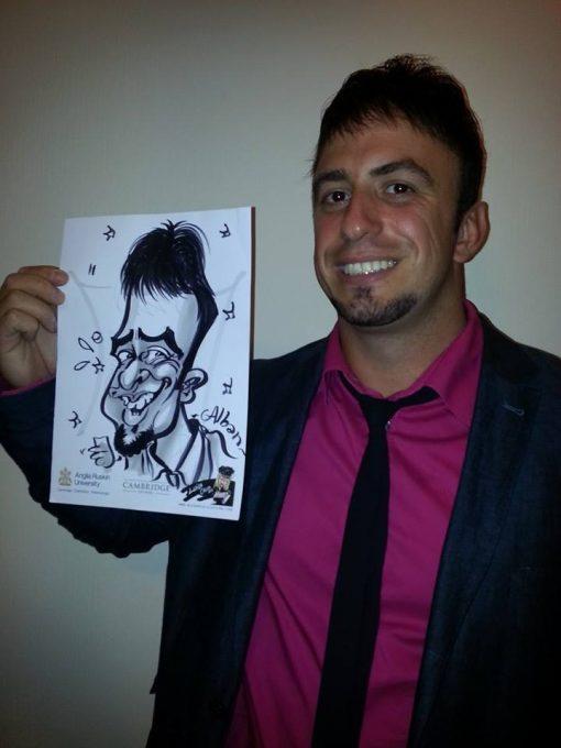 digital caricaturist