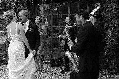 jazz band paris