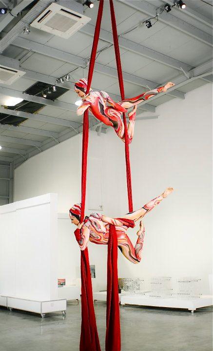 aerial artisits dubai