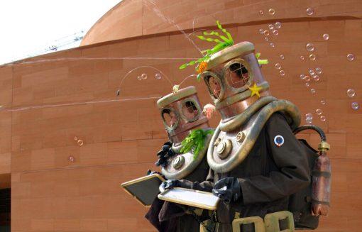 Deep Sea Divers