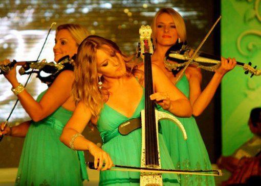 electric string trio australia