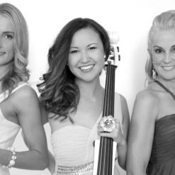 electric string trio australia