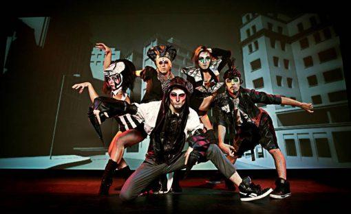 3d video dance