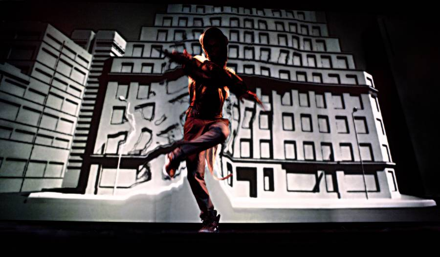 3D 4D Video Mapping