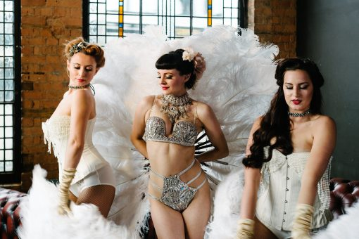 burlesque girls to hire