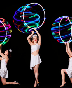 hula hoop to hire
