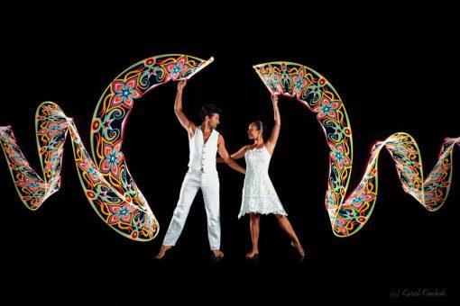 light dancers paris