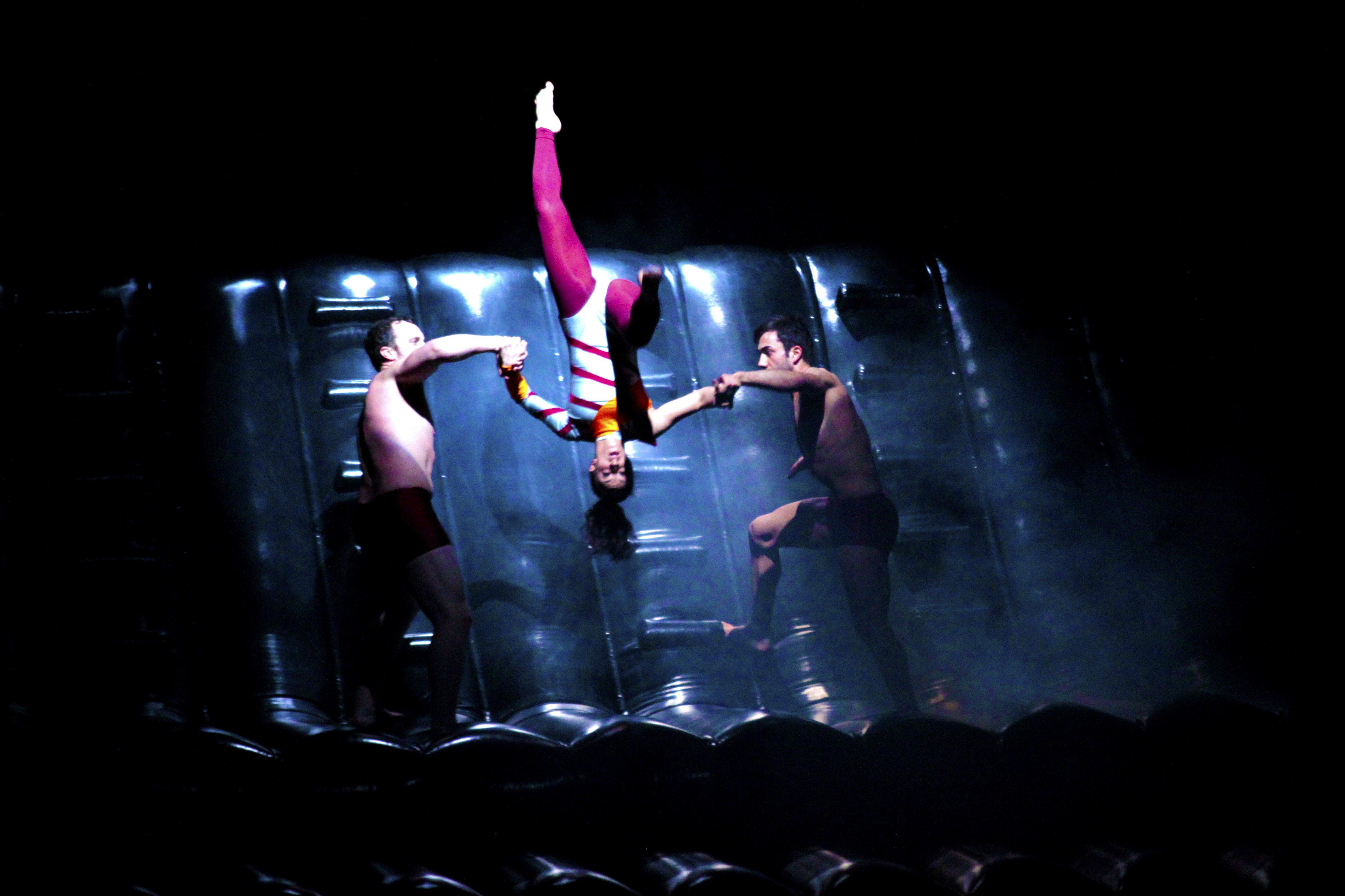 LED Dance show
