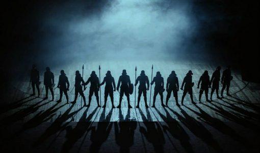 Epic Warrior Dancers