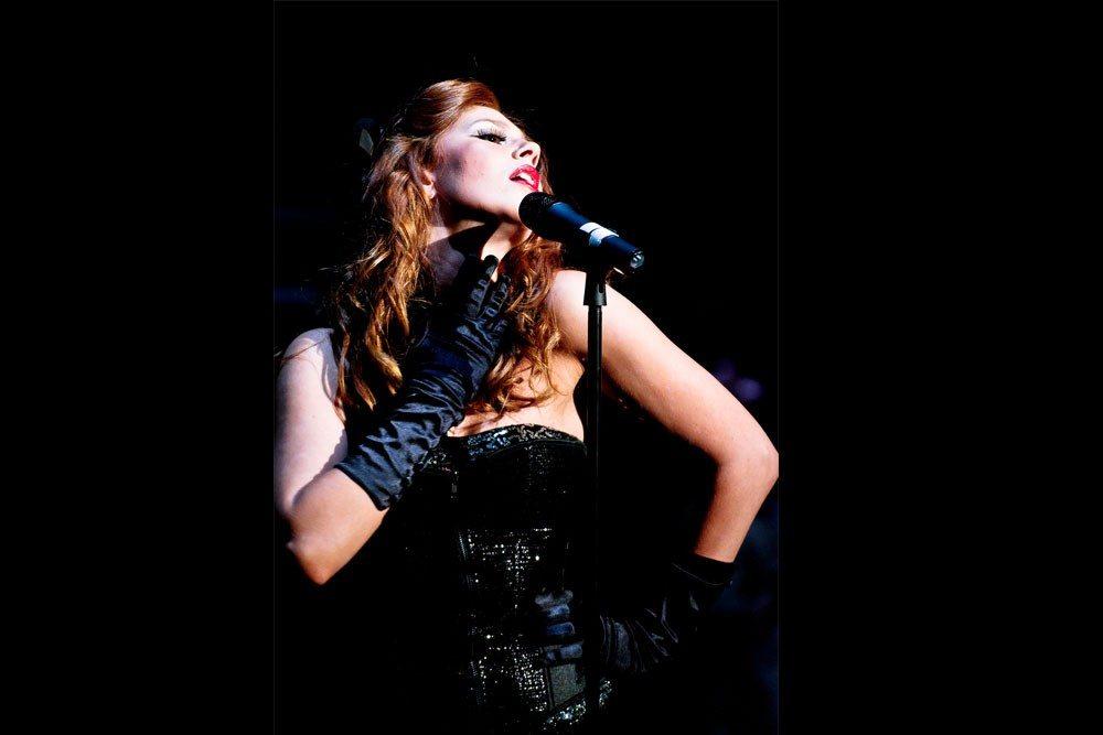 Cabaret Dance Show London